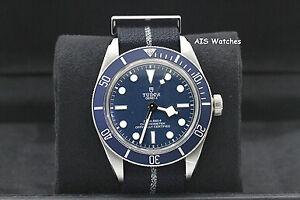 Tudor 79030B Black Bay Fifty-Eight 58 Blue Dial / Bezel 39MM NATO BB58 B&P
