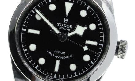 TUDOR Heritage Black Bay 36 79500 cal.2824-2 Automatic Men's Watch_615588