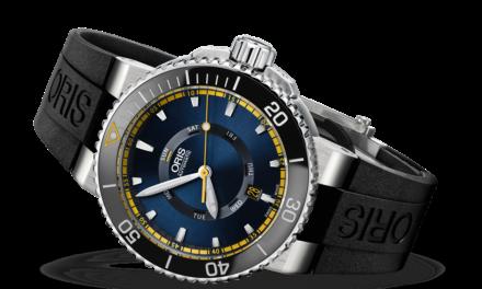 Oris Great Barrier Reef II Limited Edition Watch