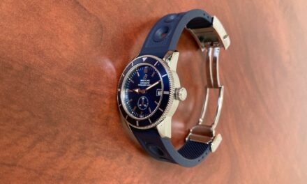 Breitling superocean Heritage 38