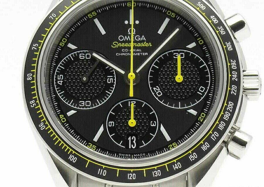 Omega Speedmaster Racing Co-Axial 326.30.40.50.06.001 SS