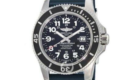 New Breitling Superocean II 44 Men's Watch A17392D7/BD68-228S