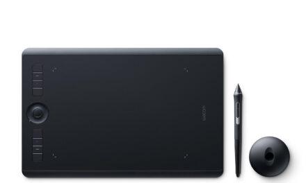 Certified Refurbished Wacom Intuos Pro Medium Digital Graphic Drawing Tablet