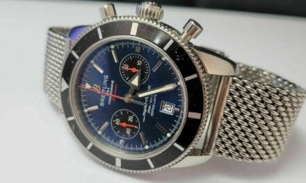 Breitling, Superocean, Heritage, Limited Edition, 70/1000, A23320 – Beautiful