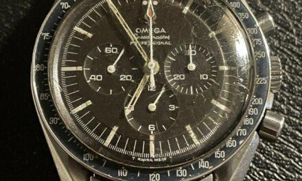 Omega Speedmaster Professional 105.012-66 Pre-moon Vintage Watch Caliber 321