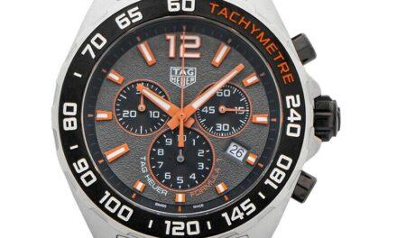 TAG HEUER  Formula 1  CAZ101AH.BA0842 Grey Dial Men's Watch Genuine FreeS&H