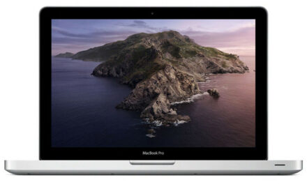 Apple MacBook Pro 13″ 2.5GHz i5 8GB RAM 480GB SSD Certified Refurbished A1278