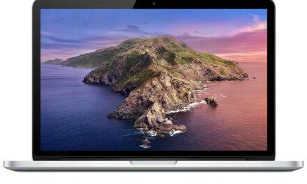 Apple MacBook Pro Retina 13″ 3.0GHz i7 8GB 768GB Certified Refurbished A1425