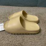 Yeezy Slides Desert Sand Men Size 7