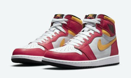 Size 9 – Nike Air Jordan 1 Retro High OG 2021 'Light Fusion Red' 555088-603