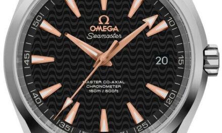 Omega Seamaster Aqua Terra 231.10.42.21.01.006 41.5mm Men's Auto SS Watch B&P 17