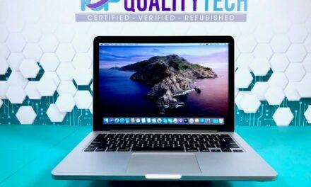 13″ Apple MacBook Pro RETINA OS-2015 3.10Ghz 8GB 256GB SSD – 3 YEAR WARRANTY