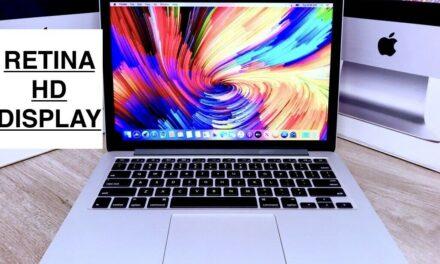 13″ Apple MacBook Pro RETINA OS-2017 i5 3.10Ghz 8GB 500GB SSD – 3 YEAR WARRANTY