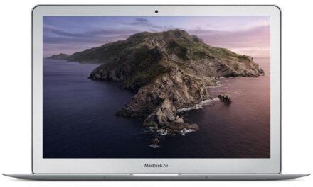 Apple MacBook Air 13″ 1.8GHz i5 8GB RAM 128GB SSD Certified Refurbished A1466