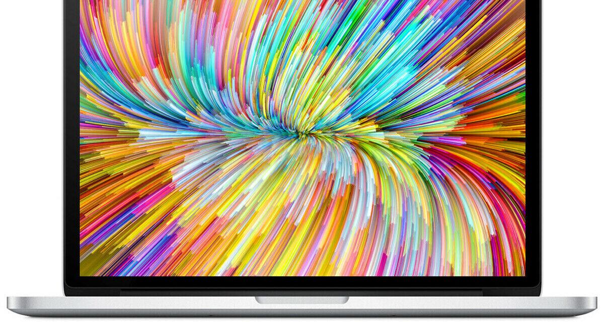 Apple 13″ MacBook Pro Retina   2.9GHz i5 16GB 256GB Certified Refurbished 2015