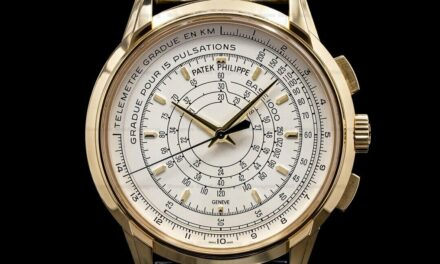 Patek Philippe 175th Anniversary Chronograph 5975J Yellow Gold Limited FULL SET