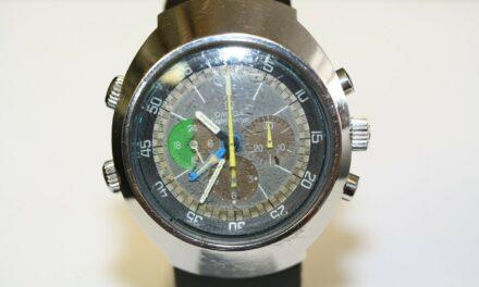 Vintage Omega Flightmaster Watch 145.013
