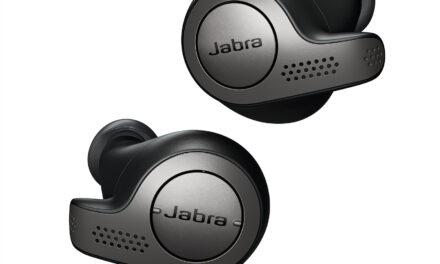 Jabra Elite 65t Titanium Black True Wireless Earbuds (Certified Refurbished)