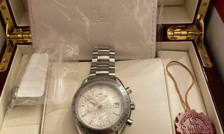 Omega Speedmaster Chornometer Automatic Men's Watch