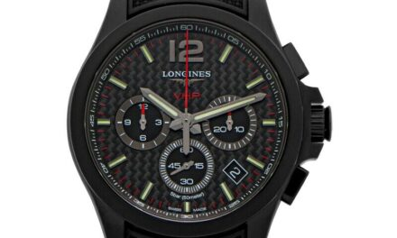 LONGINES  Longines Conquest  L37172669 Unisex Watch Genuine FreeS&H