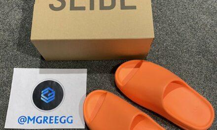 Adidas Yeezy Slide Enflame GZ0953 Sizes 5-10 *FREE SHIPPING*