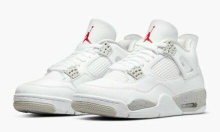 Jordan 4 Retro White Oreo (2021) CT8527-100 Confirmed Order
