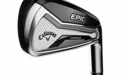 CALLAWAY 2019 EPIC FORGED IRON SETS 7-PW,GW GRAPHITE 5.0