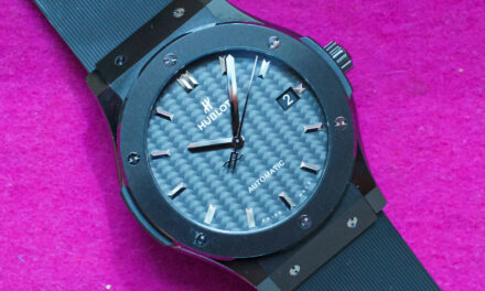 Hublot Classic Fusion 45mm 511.CM.1771.RX Box and Papers