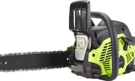 Poulan PL3314 14 in. 33cc 2-Cycle Gas Chainsaw, Certified Refurbished