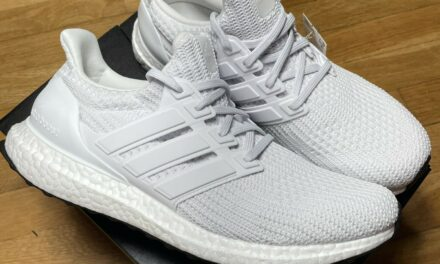 Adidas Ultraboost 4.0 Triple White FY9120 Men's Size 10.5 Brand New DNA Yeezy