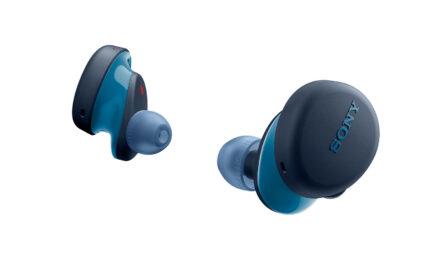 Sony WF-XB700/L Extra Bass True Wireless Bluetooth In-Ear Headphones – Blue