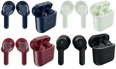 Skullcandy Indy True Wireless In-Ear Earbuds – Mint ,Indigo Blue or Black