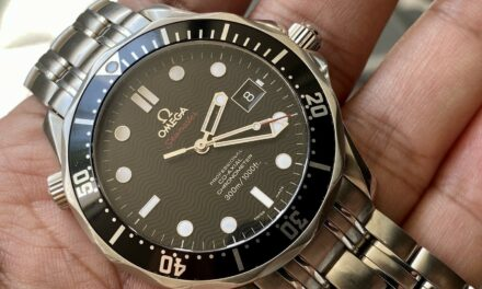 Omega Seamaster  Professional Diver 300m Wave Dial Automatic 212.30.41.20.01.002