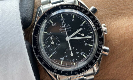 Omega Speedmaster Reduced 39mm Automatic Chronograph Watch *Serviced*