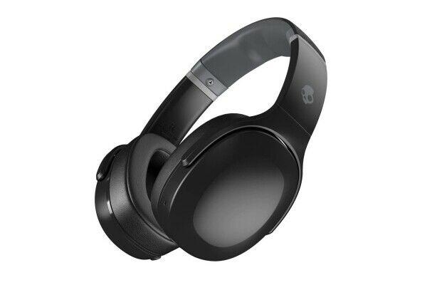 Skullcandy Crusher Evo Wireless Over-Ear Headset – True Black – Refurbished