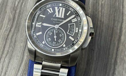 Cartier Calibre De Cartier Stainless Steel 42mm