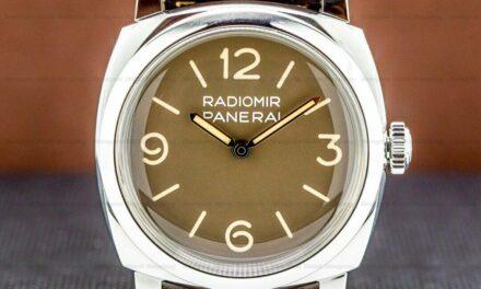 Panerai PAM00662 Radiomir 1940 3 Days Acciaio PAM 00662 BOX + PAPERS