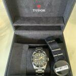 TUDOR Heritage Black Bay 41mm Men's Black Watch – 79030N