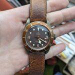 Tudor Black Bay Bronze 43mm Men's Watch