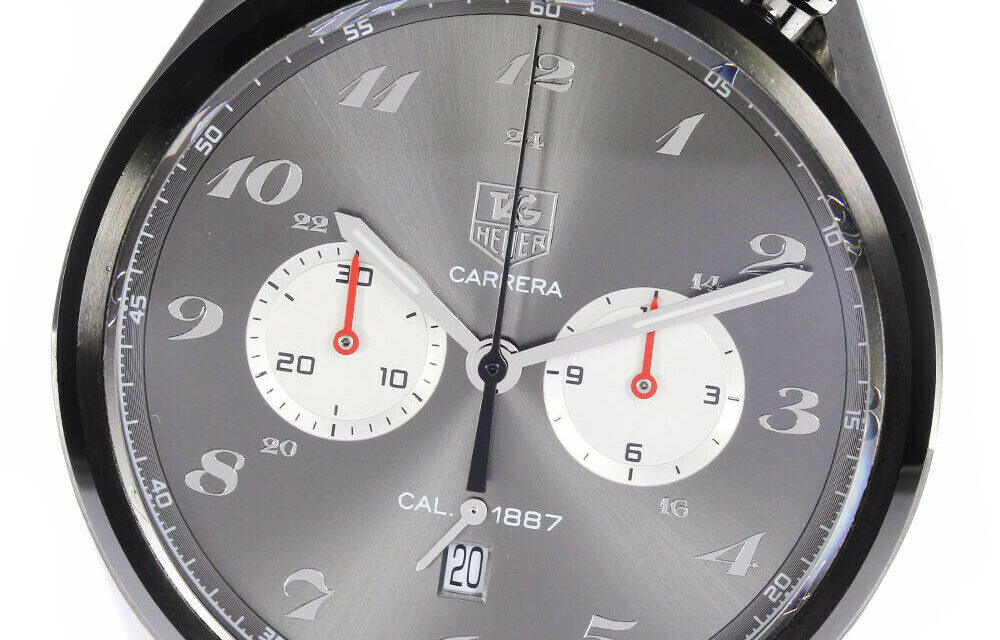 TAG HEUER Carrera Caliber 1887 CAR2C14 Limited to 200 Automatic Men's_624660