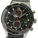 TAG HEUER Carrera Calibre Heuer 01 CAR201V Chronograph Automatic Men's_631802