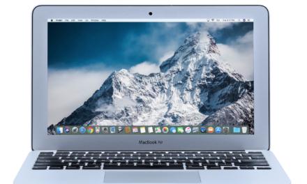 Apple 11″ MacBook Air 2013 / CERTIFIED REFURBISHED / Core i5 1.3GHz 128GB SSD