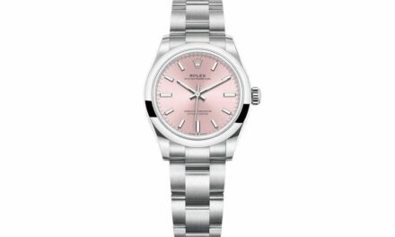 Rolex Oyster Perpetual 31mm 277200 Oystersteel Pink Dial
