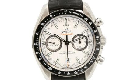 OMEGA Speedmaster Racing 44.25MM Chronometer 329.33.44.51.04.001 Men's Watch