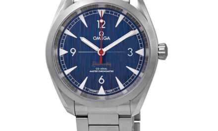 Omega Seamaster Automatic Blue Dial Men's Watch 220.10.40.20.03.001