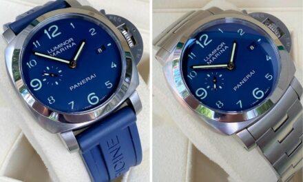 Panerai Luminor PAM 745 Harrods Limited Edition of 100