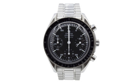 Omega Speedmaster 3510.50.00 Stainless Steel Automatic Men's Watch