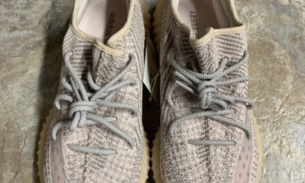 adidas Yeezy Boost 350 V2 Synth Reflective Size 11 Men's