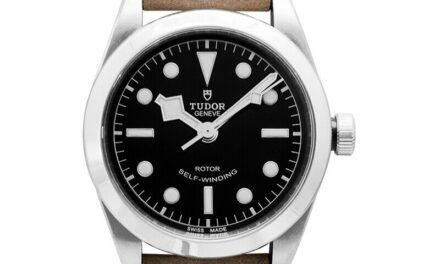 TUDOR  Heritage Black Bay  79500-0002 Black Dial Men's Watch Genuine FreeS&H