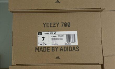 Adidas Yeezy 700 Dark Glow V3 – Sizes 7&11